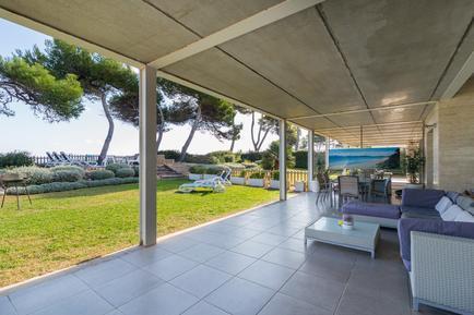 Gemütliches Ferienhaus : Region Mallorca für 6 Personen