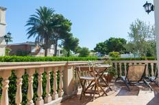 Villa 1025289 per 6 persone in Puerto d'Alcúdia