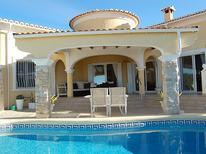 Villa 1025578 per 4 persone in Moraira