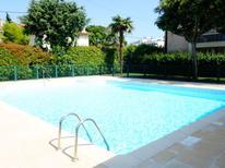 Appartement 1025589 voor 6 personen in Antibes