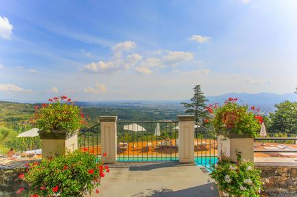 Für 5 Personen: Hübsches Apartment / Ferienwohnung in der Region Lucca