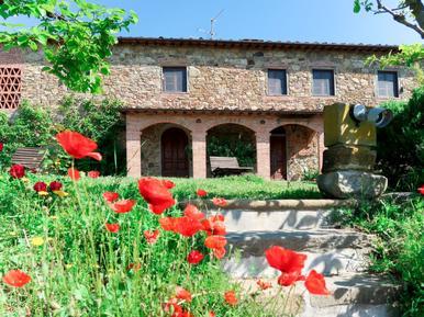 Gemütliches Ferienhaus : Region Montecatini Terme für 8 Personen