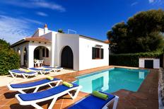 Holiday home 1026456 for 6 persons in Cap d'Artrutx