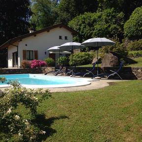 Gemütliches Ferienhaus : Region Lago Maggiore für 3 Personen