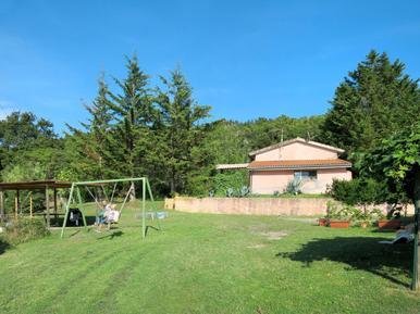 Gemütliches Ferienhaus : Region Santa Luce für 5 Personen