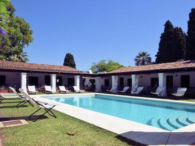 Gemütliches Ferienhaus : Region Costa-del-Sol für 15 Personen