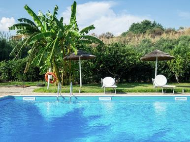 Gemütliches Ferienhaus : Region Sizilien für 3 Personen