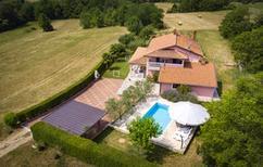 Ferienhaus 109749 für 8 Personen in Livaki