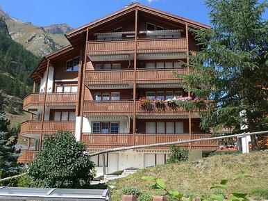 Für 7 Personen: Hübsches Apartment / Ferienwohnung in der Region Wallis
