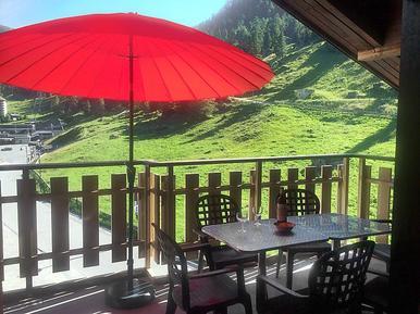 Für 8 Personen: Hübsches Apartment / Ferienwohnung in der Region Siviez