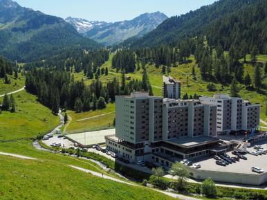 Für 5 Personen: Hübsches Apartment / Ferienwohnung in der Region Siviez