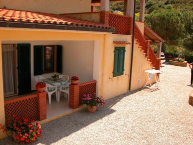 Ferienwohnung für 4 Personen in Innamorata, Elba