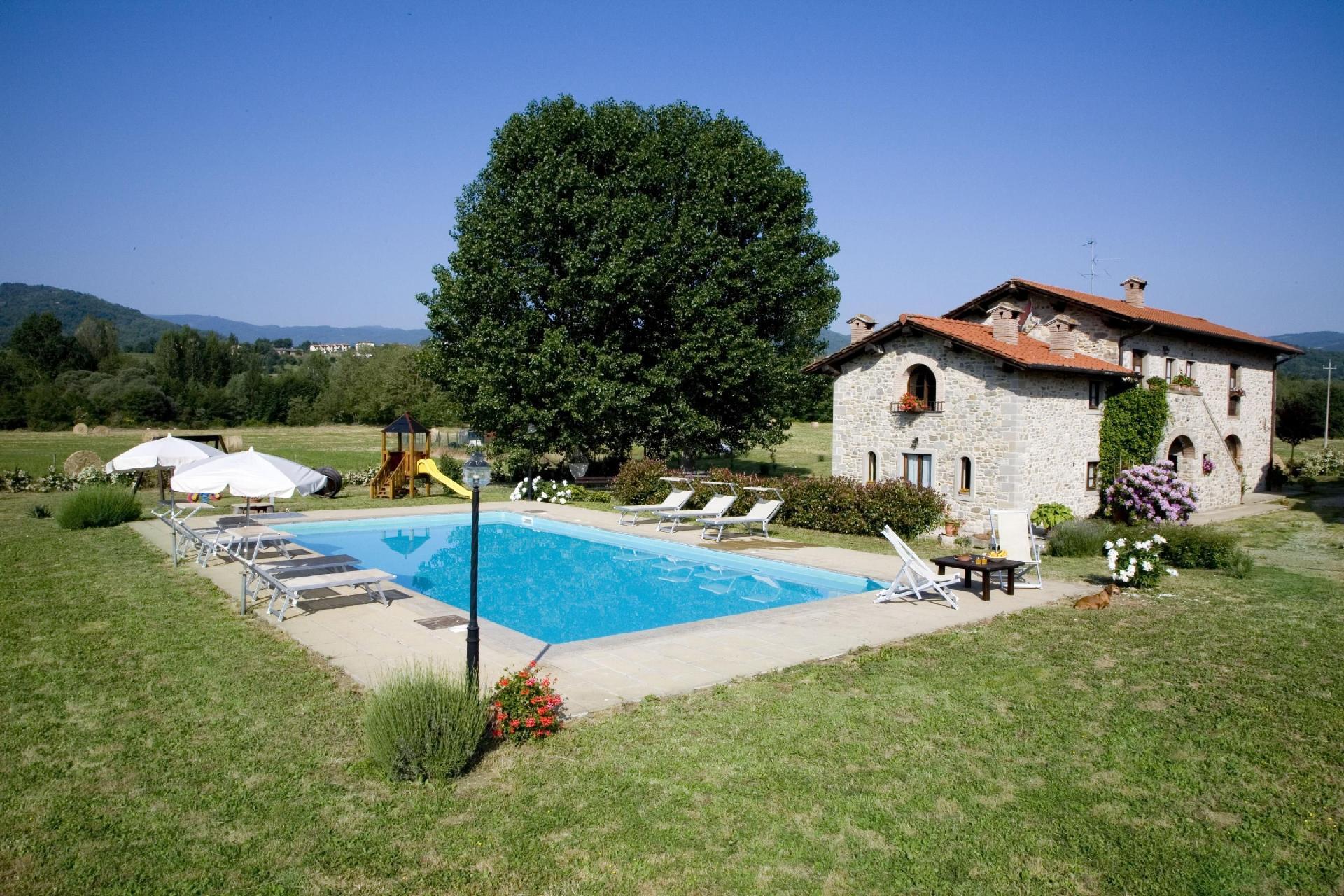 Ferienhaus mit Privatpool für 8 Personen ca.  Bauernhof