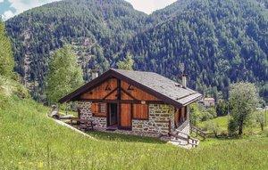 Gemütliches Ferienhaus : Region Val di Sole für 6 Personen