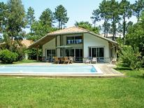Holiday home 1122709 for 10 persons in Moliets-Plage