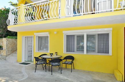 Für 4 Personen: Hübsches Apartment / Ferienwohnung in der Region Ciovo