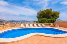 Holiday home 1125487 for 6 persons in Calpe