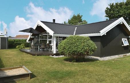 Gemütliches Ferienhaus : Region Ostjütland für 6 Personen