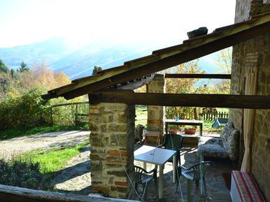 Gemütliches Ferienhaus : Region San Marcello Pistoiese für 4 Personen