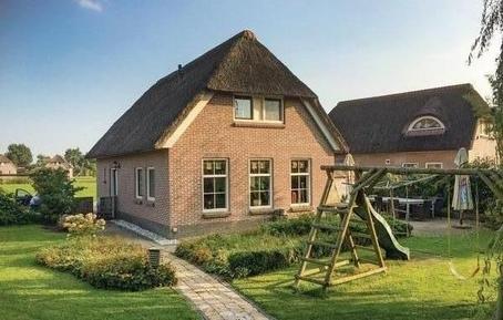 Gemütliches Ferienhaus : Region Drenthe für 11 Personen
