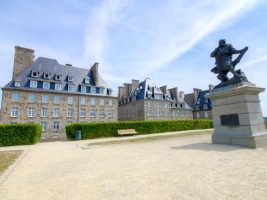 Für 2 Personen: Hübsches Apartment / Ferienwohnung in der Region Saint-Malo