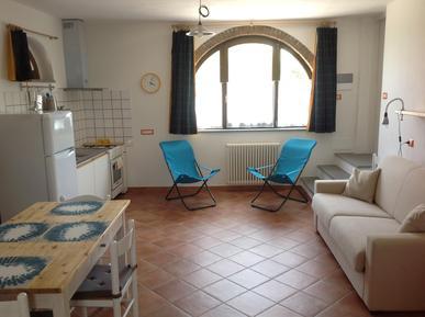 Für 2 Personen: Hübsches Apartment / Ferienwohnung in der Region Suvereto