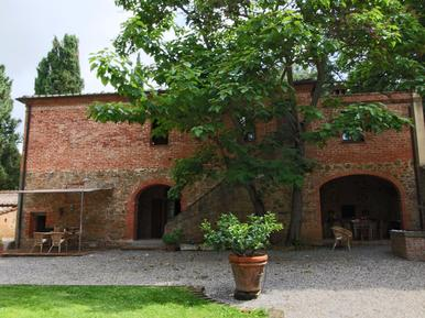 Für 4 Personen: Hübsches Apartment / Ferienwohnung in der Region Sinalunga