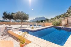 Holiday home 1130381 for 8 persons in Benissa