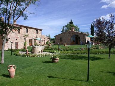 Für 6 Personen: Hübsches Apartment / Ferienwohnung in der Region Montepulciano