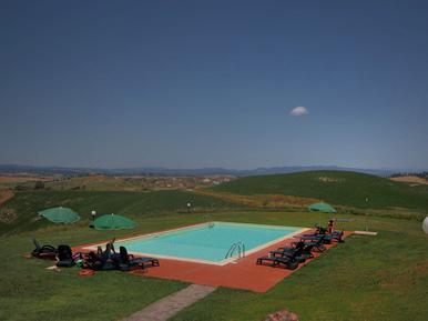 Für 8 Personen: Hübsches Apartment / Ferienwohnung in der Region Asciano