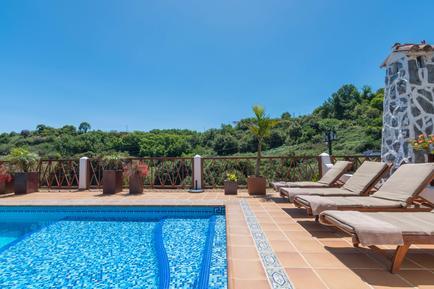 Gemütliches Ferienhaus : Region Gran Canaria für 5 Personen