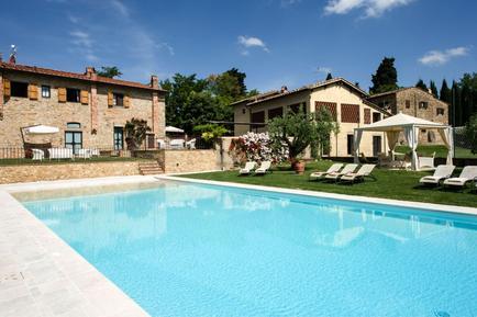 Für 4 Personen: Hübsches Apartment / Ferienwohnung in der Region Certaldo