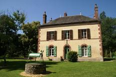 Holiday home 1132216 for 10 persons in Cernoy-en-Berry