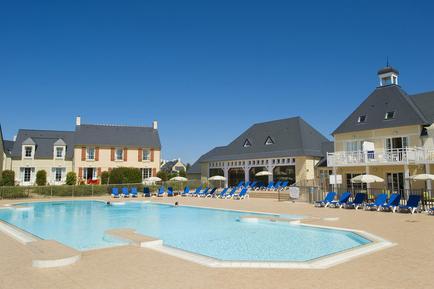 Für 5 Personen: Hübsches Apartment / Ferienwohnung in der Region Normandie