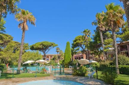 Für 5 Personen: Hübsches Apartment / Ferienwohnung in der Region Hyères