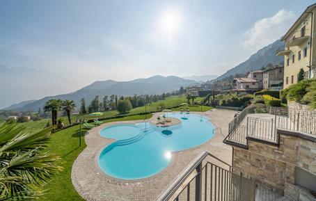 Gemütliches Ferienhaus : Region Limone sul Garda für 6 Personen