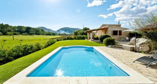 Gemütliches Ferienhaus : Region Mallorca für 2 Personen