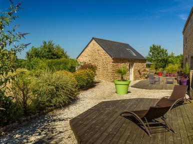 Gemütliches Ferienhaus : Region Bretagne für 22 Personen