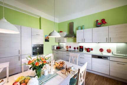 Für 8 Personen: Hübsches Apartment / Ferienwohnung in der Region Harz