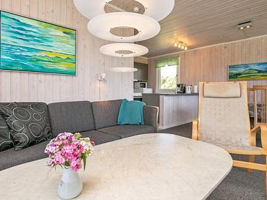 Gemütliches Ferienhaus : Region Langeland für 6 Personen