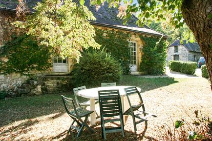 Gemütliches Ferienhaus : Region Aquitanien für 4 Personen