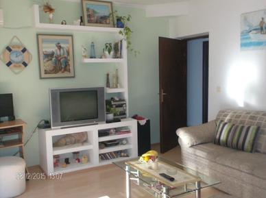 Für 9 Personen: Hübsches Apartment / Ferienwohnung in der Region Makarska Riviera