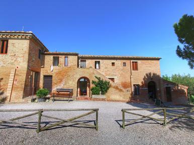 Für 4 Personen: Hübsches Apartment / Ferienwohnung in der Region San Giovanni d'Asso