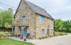 Holiday home 1135234 for 2 persons in Couesmes-Vaucé
