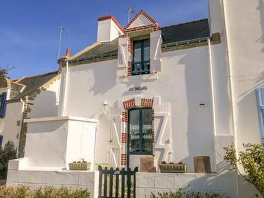 Gemütliches Ferienhaus : Region Quiberon für 3 Personen