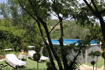Gemütliches Ferienhaus : Region Adria für 13 Personen