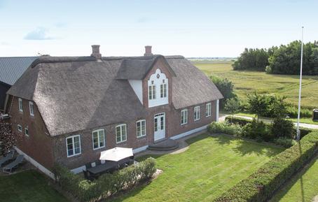 Gemütliches Ferienhaus : Region Friesland (Dänemark) für 10 Personen