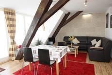 Appartement 1136103 voor 4 personen in Freiburg im Breisgau