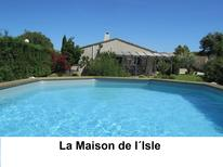 Holiday home 1136144 for 6 persons in L'Isle-sur-la-Sorgue