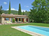 Holiday home 1137779 for 6 persons in Fayence
